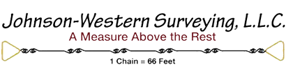 Johnson-Western Surveying - A Measure Above the Rest